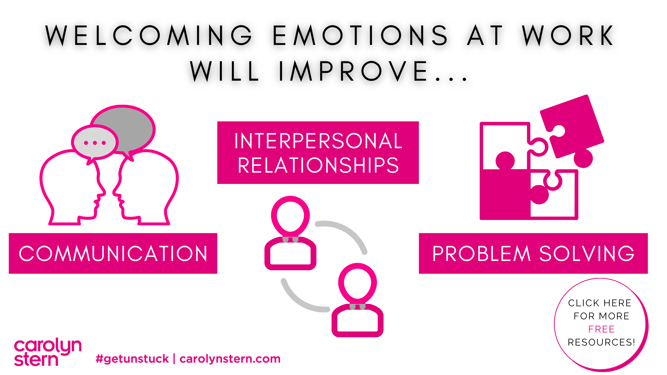 Benefits of Showing Emotions at Work